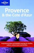 Lonely Planet Provence & the Cote D'Azur (Lonely Planet Provence & the Cote D'Azur) Cover