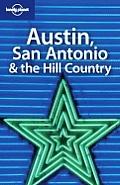 Lonely Planet Austin San Antonio 1st Edition