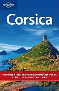 Lonely Planet Corsica 5th Edition