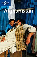 Afghanistan (Lonely Planet Afghanistan) Cover
