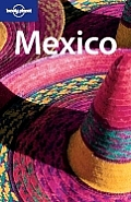 Lonely Planet Mexico 9TH Edition Cover