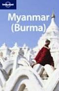 Lonely Planet Myanmar Burma 9th Edition