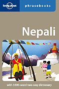 Lonely Planet : Nepali Phrasebook (08 Edition)