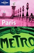 Lonely Planet Paris 5TH Edition