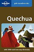 Quechua Phrasebook 3rd Edition