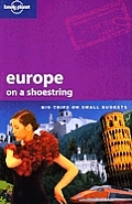 Lonely Planet Europe On A Shoestring 4th Edition