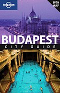 Lonely Planet Budapest 4th Edition
