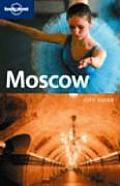 Lonely Planet Moscow 3rd Edition
