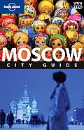 Lonely Planet Moscow 4th Edition