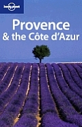 Lonely Planet Provence & Cote Dazur 4th Edition