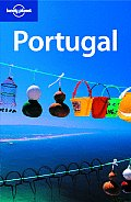 Portugal (Lonely Planet Portugal) Cover