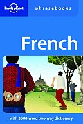 French Phrasebook (Lonely Planet Phrasebook: French)