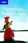 Lonely Planet Honolulu Waikiki & Oah 3rd Edition