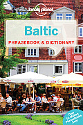 Lonely Planet Baltic Phrasebook (Lonely Planet Phrasebook: Baltic)