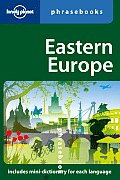 Eastern Europe Phrasebook 4th Edition