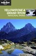 Lonely Planet Yellowstone & Grand Tetons National Parks
