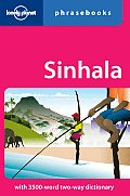 Sinhala Phrasebook (Lonely Planet Phrasebook: Sinhala)