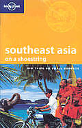 Lonely Planet Southeast Asia 12TH Edition on a S