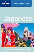 Lonely Planet Japanese Phrasebook...