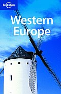 Lonely Planet Western Europe 8th Edition