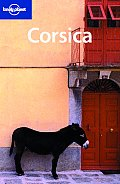Lonely Planet Corsica 4th Edition