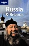 Lonely Planet Russia & Belarus 4th Edition