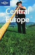 Lonely Planet Central Europe 7th Edition