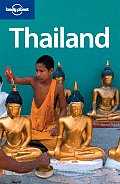 Lonely Planet Thailand  12th Edition (Lonely Planet Thailand) Cover