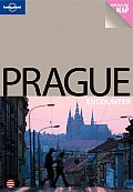 Lonely Planet Prague Encounter With Pull Out Map