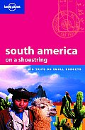 Lonely Planet South America 10th Edition