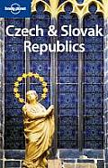 Lonely Planet Czech & Slovak Republics 6th Edition