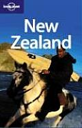 Lonely Planet New Zealand 13th Edition