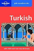 Turkish Phrasebook (Lonely Planet Phrasebook: Turkish)