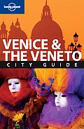 Lonely Planet Venice & the Veneto City Guide With Pull Out Map