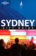 Lonely Planet Sydney City Guide With Sydney City Map