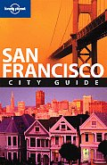 Lonely Planet San Francisco City Guide With San Francisco City Map