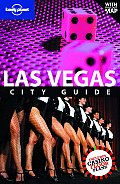 Lonely Planet Las Vegas City Guide With Pullout Map