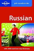 Lonely Planet Russian Phrasebook (Lonely Planet Phrasebook: Russian)