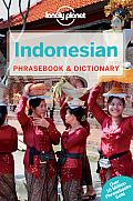 Indonesian Phrasebook (Lonely Planet Phrasebook: Indonesian)