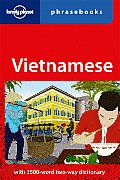 Lonely Planet Vietnamese Phrasebook 5th Edition