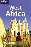 Lonely Planet West Africa (Lonely Planet West Africa) Cover