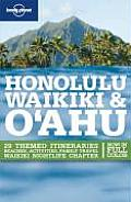 Lonely Planet Honolulu Waikiki & Oahu 4th Edition