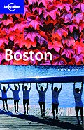 Boston (Lonely Planet City Guides) Cover