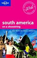Lonely Planet South America on a Shoestring 11th Edition