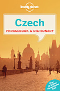 Lonely Planet Czech Phrasebook (Lonely Planet Phrasebook: Czech) Cover