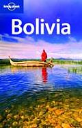 Lonely Planet Bolivia 7th Edition