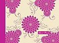 Pink Flower Guestbook