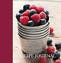 Berry Recipe Journal