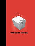 Takeout Menus
