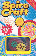 Spiro Craft with Crayons and Pens/Pencils and Stencils